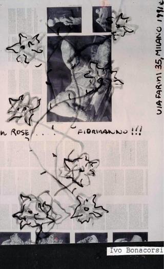Membership Viafarini - 80 manifesti per Viafarini, Manifesto di Ivo Bonaccorsi: se son rose fioriranno