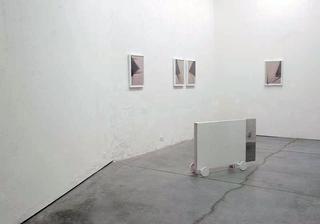 Sergio Breviario, diciannove novantasei: mi edifico e ti guardo, Veduta dell'installazione