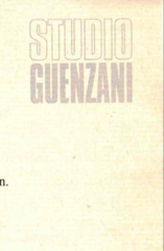 Il curriculum di Margherita Manzelli all'epoca della mostra