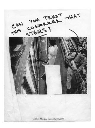 La fioritura del bambù, Alessandro Zuek Simonetti, Shame on You!, 2009 serie di 12 stampe a getto d'inchiostro Foto di Zeno Zotti Courtesy Jarach Gallery, Venezia