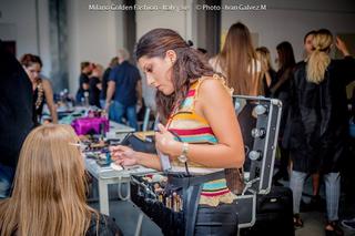Settimana della Moda alla Fabbrica del Vapore, Foto di Ivan Galvez M.