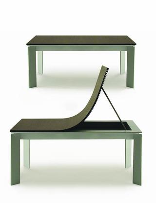 Paolo Ulian 1990-2009, Cabriolet, 2001 Tavolino / Panca,Fontana Arte