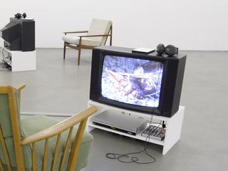 The Mobile Archive, Veduta dell'allestimento