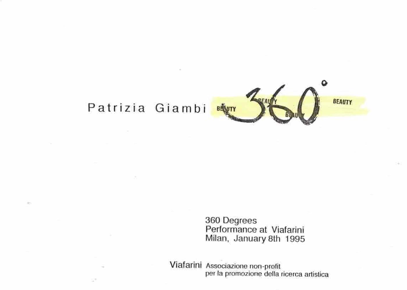 Patrizia Giambi