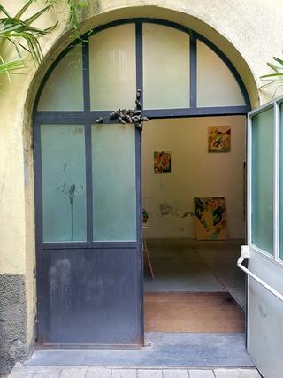 Saremo in pochi - Viafarini Open Studio, Francesco Fontana