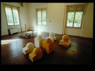 Italo Zuffi, A causa della distanza, Italo Zuffi,Careof, 1998