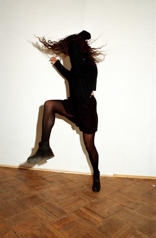People | Artists, Paola Pivi,inuna fotografia di Armin Linke, 1993