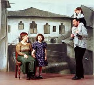 Shona Illingworth, Daniela Kostova, Adrian Paci, Adrian Paci Backhome, 2003