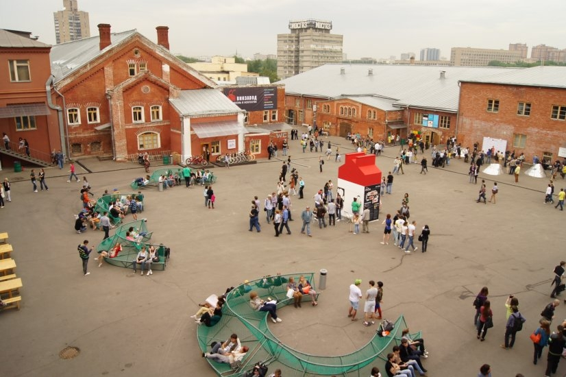 Open call for Residency at Winzavod Center for Contemporary Art, Moscow