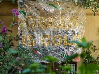 CoolInAria 2020, Vera Pravda,Green is gold. Foto di Leo Torri.