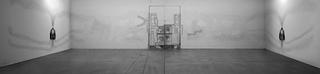 Kim Jones, residenza, mostra e workshop, Foto di Santi Caleca