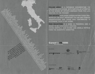 La Storia dell'Archivio - 3 - Italian Area