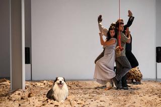 Bea McMahon, Warped Woofs + Light Laws, Foto di Alessandro Nassiri