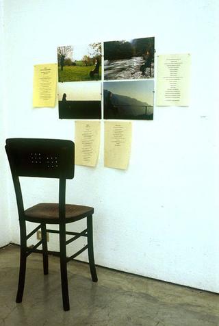Tracce di un seminario. Mostra degli allievi del corso superiore di Arte Visiva della Fondazione Antonio Ratti, edizioni 1997, 1999, 2000, 2001, 2002, 2003, 2005, 2006, 2007, 2010, Tracce di un seminario, 1999