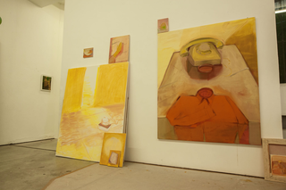 Viafarini Open Studio, Emily Mannion.