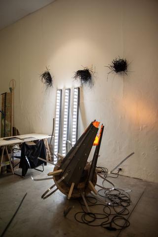 Viafarini Open Studio, Nicolò Masiero Sgrinzatto.