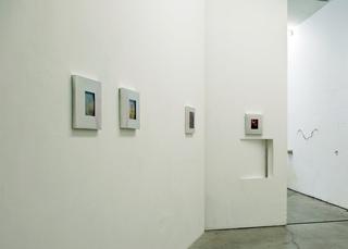 Viafarini Open Studio, Giuseppe Lo Schiavo. Foto di Andrea Wyner