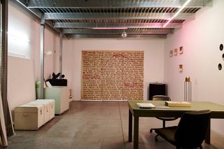 Viafarini Open Studio, Julia Krahn. Foto di Leo Torri