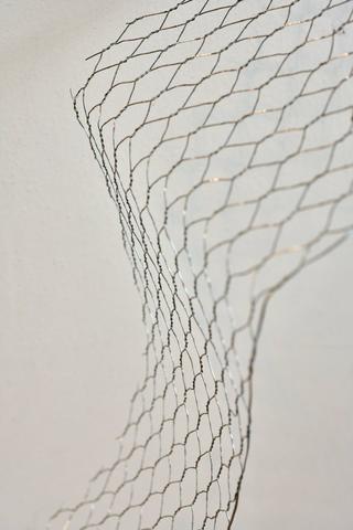 Viafarini Open Studio, Kiri-Una Brito Meumann. Foto di Leo Torri