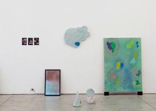 Viafarini Open Studio, Mattia Sugamiele. Foto di Andrea Wyner