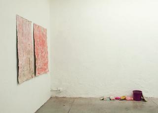 Viafarini Open Studio, Ludovico Orombelli. Foto di Andrea Wyner