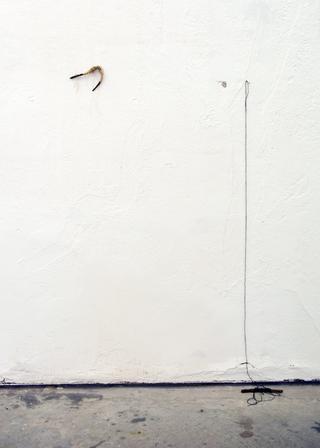 Viafarini Open Studio, Francesca Migone. Foto di Andrea Wyner