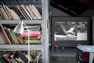 Viafarini Open Studio, Francesco Bartoli. Foto di Leo Torri