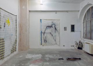Viafarini Open Studio, Lorenzo Modica. Foto di Andrea Wyner