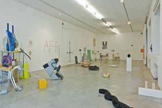 Viafarini Open Studio, Exhibition view.