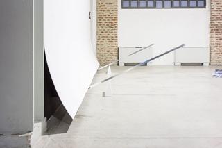 """Workshop e progetto espositivo Academy Awards """"Beg to differ"""", Luca Petti Duralinea, 2015 Forex, alluminio Foto di Federica Boffo"""
