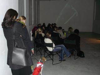 Video Invitational - Video in tutti i sensi: Bjørn Melhus, Il pubblico, anche canino