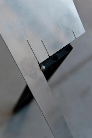 Gabriele Garavaglia, W 3 L λ, Veduta dell'allestimento. Foto di Davide Tremolada