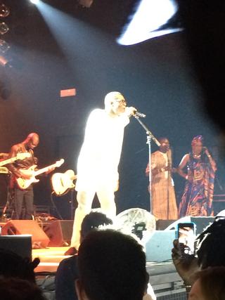 Intercultura - Capitolo 17 DouDou Ndiaye Rose e Youssou N'Dour, Youssou N'Dour in concerto al Live Club di Trezzo sull'Adda, 2018