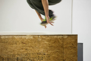 Driant Zeneli, Unlikely Collisions, Foto di Davide Tremolada