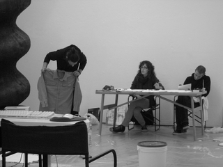 Kim Jones, residenza, mostra e workshop