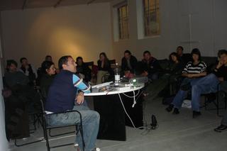 Shona Illingworth, Daniela Kostova, Adrian Paci, Workshop, 2006