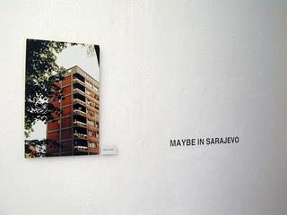 Gea Casolaro,Maybe in Sarajevo, e Brigata ES, ES Dispenser