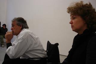 "Workshop per giovani artisti ""Wherever We Go - Ovunque andiamo"", Antoni Muntadas e Gabi Scardi."