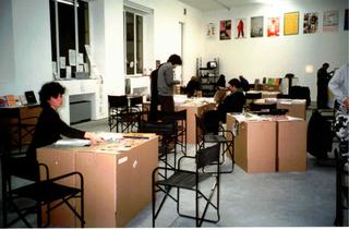 Interplace access - documentazioni di organizzazioni non-profit e progetti gestiti da artisti tra Europa e New York