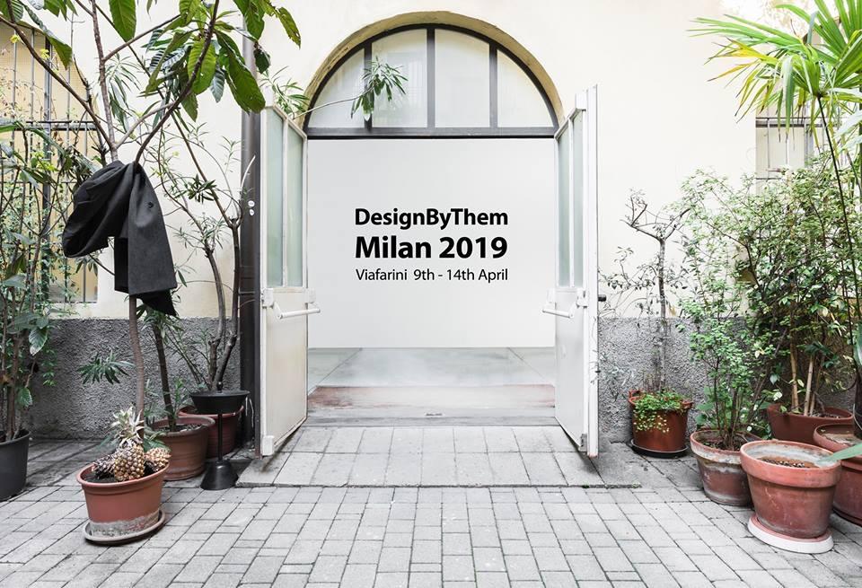 DesignByThem Milan 2019