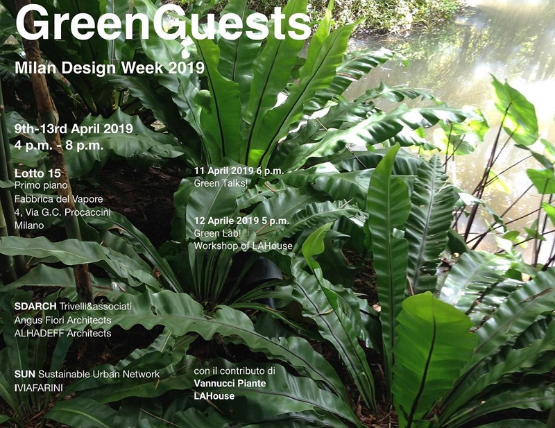 Green Guests eco-dentro