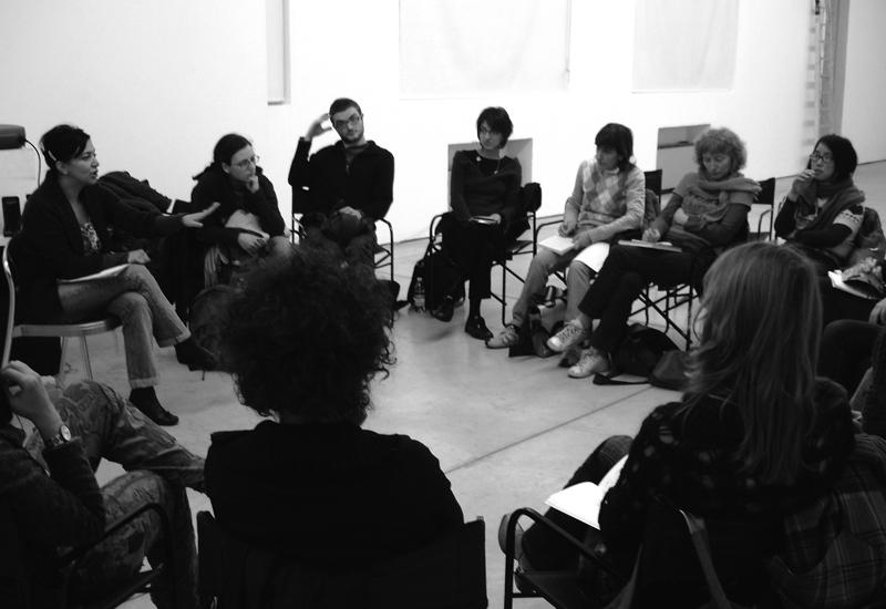 """Workshop per giovani artisti """"Wherever We Go - Ovunque andiamo"""", --"""