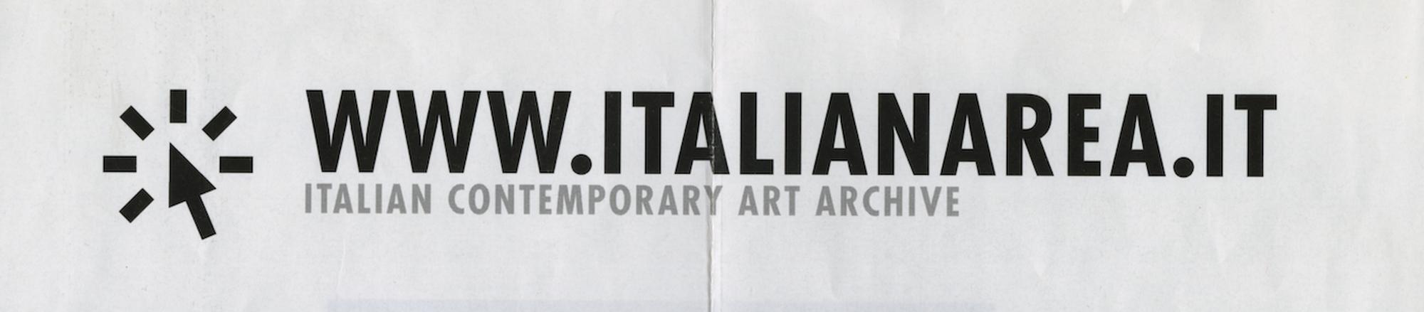La Storia dell'Archivio - 3 - Italian Area, Il logo Italian Area.