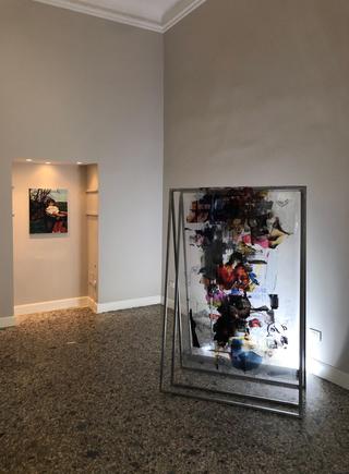 Corso Concordia 11, Iva Lulashi, Pietro Catarinella, Vedute dell'allestimento