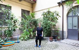 Emma Hart a Viafarini, Foto di Federica Boffo