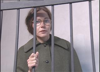 "Mathilde ter Heijne, Fuck Patriarchy!, Still da videoinstallazione ""Qo Akti?""."
