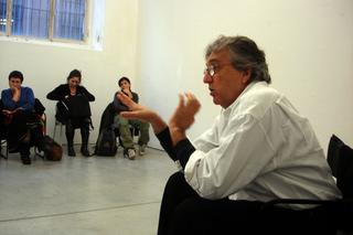 "Workshop per giovani artisti ""Wherever We Go - Ovunque andiamo"", Workshop con Antoni Muntadas."