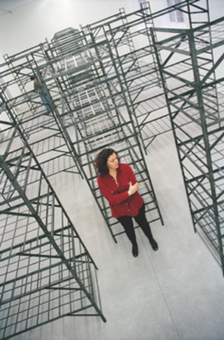 People | Artists, Mona Hatoum, 1996