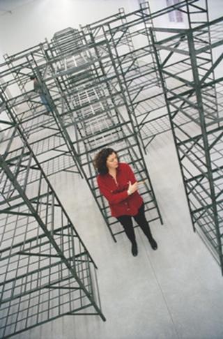 People | Artists, Mona Hatoum, 1996