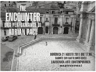 Shona Illingworth, Daniela Kostova, Adrian Paci, Adrian Paci The encounter, 2011
